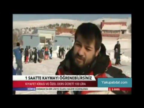 TGT Haber – Elmadağ Kayak Merkezi