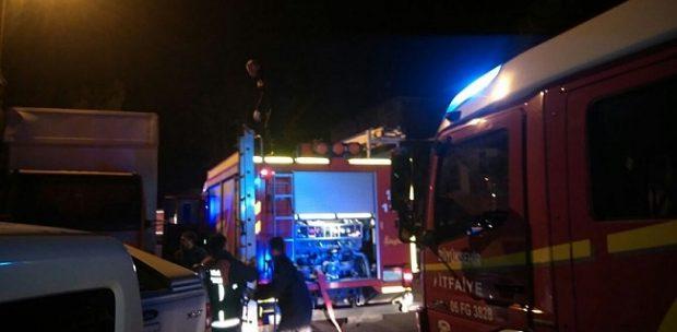 Ankara'da yangın!!