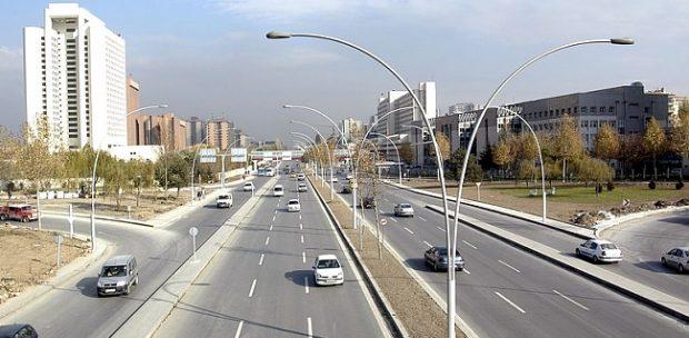Ankara'da Bu Yollara Dikkat!!