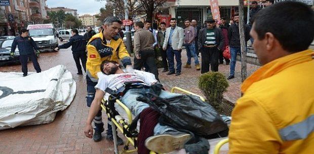 Ankara'da İntihar Vakası!!