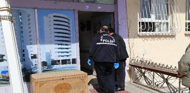 Son Dakika!! Ankara'da bir kişi iş yerinde silahlı saldırıya uğradı!