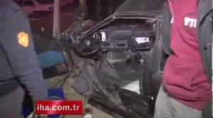 Yakupabdal'da Kaza: 1 ölü, 3 yaralı