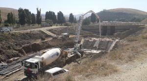 İmrahor Vadisinde Alt Yapı Çalışmaları Başladı