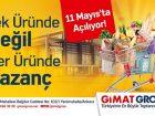 Gimat Gross 11 Mayıs'ta Açılıyor