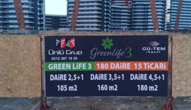 Mamak Green Life 3. Etap
